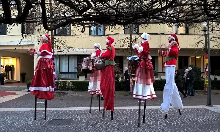 Dolci Natalizi Coreografici.Spettacoli Di Natale Teatroaleph Com
